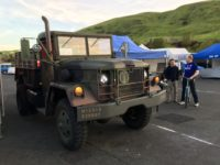 2019 4 13 Marine Transport truck from Berkeley CA Sonoma Raceway