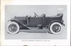 1912 STuTZ The Sturdy STuTZ sales catalog page 10
