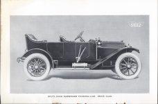 1912 STuTZ The Sturdy STuTZ sales catalog page 6