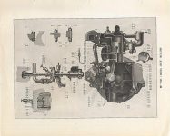 "1916 HUDSON ""40"" Parts Price List Burton Historical Collection Detroit Public Library page 15"