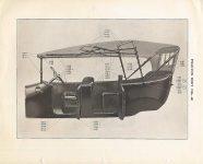 "1916 HUDSON ""40"" Parts Price List Burton Historical Collection Detroit Public Library page 20"