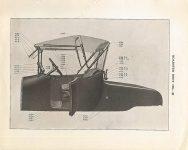 "1916 HUDSON ""40"" Parts Price List Burton Historical Collection Detroit Public Library page 21"