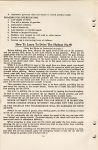 """1916 HUDSON Reference Book HUDSON SIX """"40"""" 1916 MODEL FIRST EDITION Burton Historical Collection Detroit Public Library page 10"""
