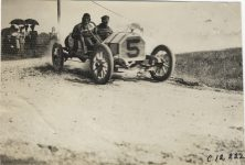 1909 CHALMERS DETROIT Car 5 Crown Point Races Billy Knipper driver photo Burton Historical Collection Detroit Public Library