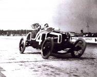 1913 KEETON Indy 500 Bob Burman 2523 IMS photo