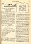 1916 4 20 HUDSON The FORUM Using Two Gear Ratios for Official Tests By EH Delling THE AUTOMOBILE 9×12 AACA Library page 727