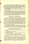 1916 HUDSON Reference Book HUDSON SUPER SIX First Edition AACA Library page 61