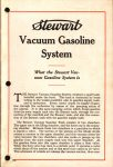 1916 HUDSON Stewart Vacuum Gasoline System AACA Library page 1