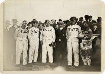191x STUTZ Harry Stutz and Stutz racecar drivers photo Burton Historical Collection Detroit Public Library