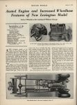 1921 1 5 ANSTED Ansted Engine and Increased Wheelbase Features of New Lexington Model MOTOR WORLD AACA Library page 32 1