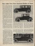 1922 10 19 LEXINGTON Royal Coach a New Lexington Product MOTOR AGE AACA Library page 14