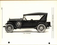 "1922-23 LEXINGTON PARTS BOOK MODEL ""U"" AND SERIES ""22"" AACA Library page 6"