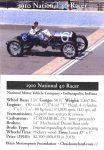 1910 National 40 Racer trading card v2
