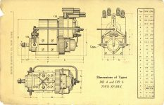 1911 ca. BOSCH High Tension Two Spark Magneto Types D and DR 5.75″×8.75″ page 7