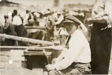 1913 KEETON Indy 500 Forest M. Keeton photo Burton Historical Collection Detroit Public Library