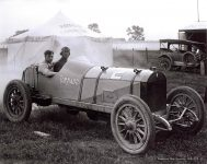 1913 ca. CASE Indy 500 Tornado IMS photo