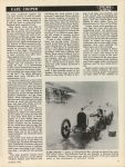 1914 STuTZ EARL COOPER AND STuTZ No. 8 BY FRANK TAYLOR CAR CLASSICS AUGUST 1972 8.25″×11″ page 11