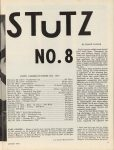 1914 STuTZ EARL COOPER AND STuTZ No. 8 BY FRANK TAYLOR CAR CLASSICS AUGUST 1972 8.25×11″ page 9