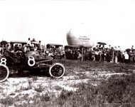 1911 CASE Indy 500 Joe Jagersberger Car 8 IMS Photo