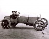 1912 STUTZ Indy 500 Gil Anderson IMS Photo 1