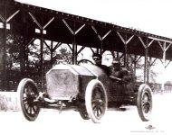 1912 STUTZ Indy 500 Stutz in action IMS Photo