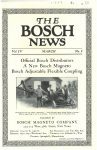 1913 3 THE BOSCH NEWS March 1913 Vol. 4 No. 2 Benson Ford Research Center page 1