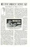 1914 12 THE BOSCH NEWS December 1914 Vol. 5 No. 4 Benson Ford Research Center page 3