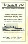 1916 3 THE BOSCH NEWS March 1916 Vol. 7 No. 1 Benson Ford Research Center page 1