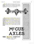 1912 11 31 McCUE Axles MOTOR WORLD page 57