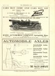 1912 3 6 McCUE AXLES THE HORSELESS AGE 9″×12″ page 65