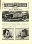 1912 5 8 KEETON Car Embodies New Features THE HORSELESS AGE 9″×12″ page 849