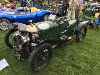 2019 9 28 11:02 am Ironstone Concurs Murphys, CAL 1929 MORGAN Aero GN Special Larry Ayers