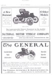 1903 1 3 NATIONAL 10 Other Models THE AUTOMOBILE Automotive Research Library page 53