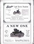1903 3 5 NATIONAL Electric A NEW ONE VEHICLES MOTOR AGE AGE Automotive Research Library page 32