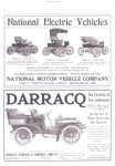 1903 6 6 NATIONAL Electric Vehicles THE AUTOMOBILE Automotive Research Library page 64