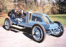 1907 Renault Ai 4-cylinder 34/45 hp 7.4 liter brassauto.com