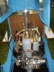 1907 Renault Ai 4-cylinder 34/45 hp 7.4 liter engine brassauto.com