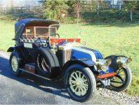 1912 Renault Model CE Sport Touring 138 wheelbase brassauto.com