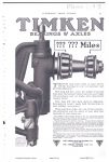 1913 3 1 TIMKIN BEARINGS AXLES AUTOMOBILE TRADE JOURNAL Automotive Research Library page 19