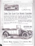1913 5 28 KEETON Testing Trips Exceed Even Burmans Expectations THE HORSELESS AGE Automotive Research Library page 2