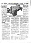 1916 4 13 Bob Burman Killed in Corona Race Won by O' Donnell MOTOR AGE page 16
