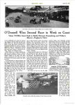 1916 4 20 Corona Race O' Donnell Wins Second Race in Week on Coast MOTOR AGE page 18