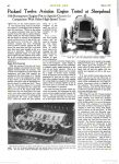 1916 5 4 PACKARD Packard Twelve Aviation Engine Tested at Sheepshead MOTOR AGE page 26