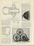 1912 11 13 RUDGE New Vehicles and Parts Rudge-Whitworth Wire Wheel United With Houk Rim THE HORSELESS AGE page 734