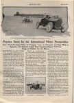 1913 5 22 KEETON Indy 500 Practice Starts for the International Motor Sweepstakes Automotive Research Library page 10