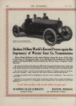 1916 6 8 HUDSON Hudson 24 Hour Worlds Record THE AUTOMOBILE AACA Library photo page 162