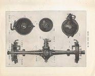 "1916 HUDSON ""40"" Parts Price List Burton Historical Collection Detroit Public Library page 7"