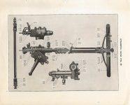 "1916 HUDSON ""40"" Parts Price List Burton Historical Collection Detroit Public Library page 9"