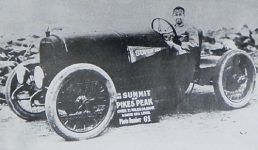 1916 HUDSON Super 6 Pikes Peak Ralph Mulford Hudson Racer 1 Andris Collection