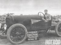 1916 HUDSON Super 6 Pikes Peak Ralph Mulford Hudson Racer 3 Andris Collection